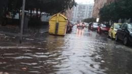 Inundaciones Valencia