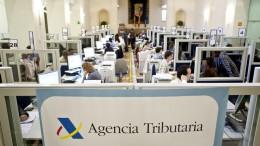Inspecciones de Agencia Tributaria a 30.000 acogidos a la anmistía fiscal