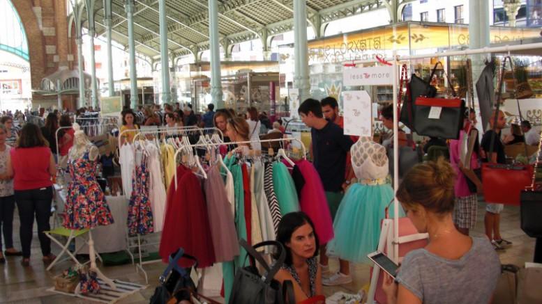 Mercado de Colón. La iniciativa de market en anteriores ediciones