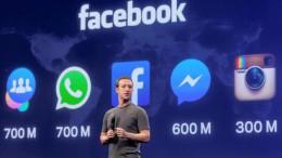 La UE acusa a Facebook de haber engañado en la compra de WhatsApp