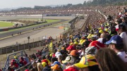 Tribunas del Circuit durante el Gran Premio de 2015