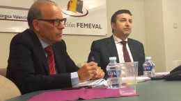 Vicente Lafuente, presidente de FEMEVAL