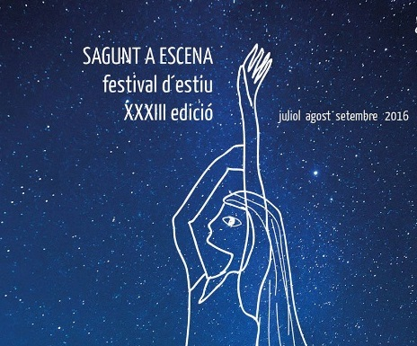 Festival Sagunt a Escena termina dia 10 de septiembre
