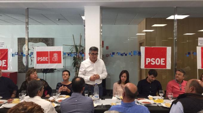 El PSPV defiende la postura de los diputados socialistas valencianos en el Congreso