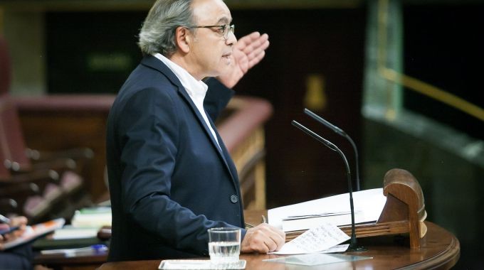 """Mata: """"El Consell ha hecho un gran esfuerzo para presentar unos presupuestos de diseño nórdico donde con pocos recursos hacemos mucho por los valencianos"""""""