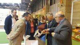 El sector citrícola y hortifrutícola se vende en Madrid