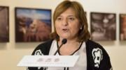 La portavoz del PPCV, Isabel Bonig