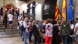 Actividades 9 d'Octubre en palacios y museos