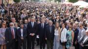 Puig en la 48ª Asamblea General de la Federación de Sociedades Musicales de la Comunitat Valenciana (
