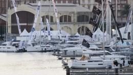 Valencia Boat Show Salon Nautico en Marina Real