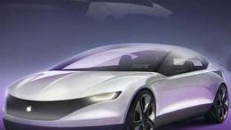 Titán coche eléctrico que Apple ha anunciado abandonar como proyecto