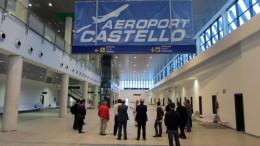 El aeropuerto de Castellón cierra un acuerdo con una escuela de pilotos británica para la apertura de una base de formación