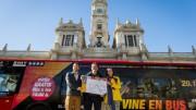 EMT y el Maratón Valencia unen sus fuerzas para potenciar la movilidad el día de la carrera con desplazamientos gratis
