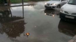 Nazaret exige al puerto que cumpla con el mantenimiento de desagües para evitar nuevas inundaciones en el barrio