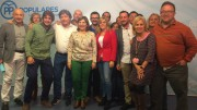 Isabel Bonig clausura Jornadas Valencia Escucha