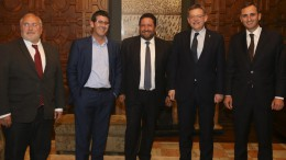 El Fons de Cooperació Municipal de la Generalitat suma la col·laboració de les diputacions de València, Castelló i Alacant