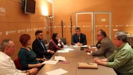 Compromís y la AJV trabajarán por la reforma de la Constitución que garantice el derecho civil valenciano