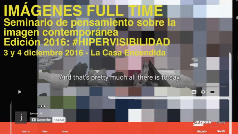 """Imágenes Full Time"" nueva iniciativa del Festival Márgenes"