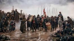 El milagro de Empel o porqué la Inmaculada es patrona del Arma de Infanteria