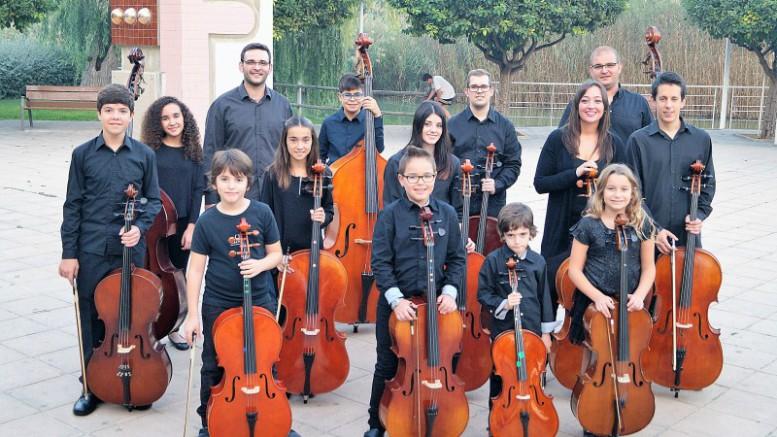 Els FaGreus de La Artesana de Catarroja y el Ensemble Palau organizan una recogida solidaria de materiales para instrumentos de cuerda