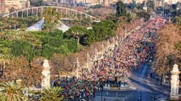 El 10K VALENCIA IBERCAJA supera las 7.500 inscripciones y suma nuevos apoyos
