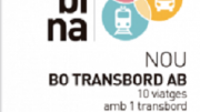 El Bono Transbordo AB supera los 16.600 desplazamientos en su primer mes en funcionamiento