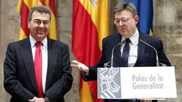 Puig anuncia un convenio con Air Nostrum para promocionar la oferta turística de la Comunitat Valenciana en el mercado nacional