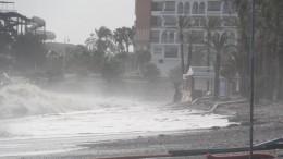 El Centro de Coordinación de Emergencias decreta preemergencia nivel naranja por fenómenos costeros en toda la Comunitat Valenciana