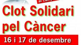 Almussafes invita a los vecinos a participar en la iniciativa Hoyo solidario por el cáncer