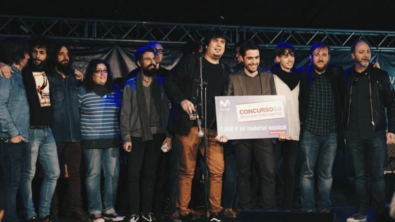 El Concurso Movistar Vinilo Valencia encumbra a Samuel Reina en su octava edición