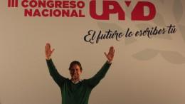 """Cristiano Brown, nuevo líder de UPYD: """"Volveremos a la primera línea"""""""