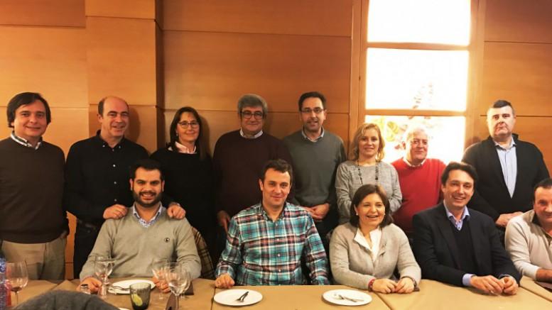 Isabel Bonig se reune con los alcaldes de municipios afectados tras el temporal