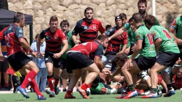La Escola de Rugby se multiplica por cuatro y promoverá los valores del rugby entre 2.000 niños de 20 colegios valencianos
