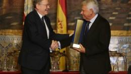 Puig aboga por la reparación del contrato social para garantizar la supervivencia del modelo europeo de González y Delors