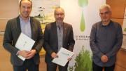 L'Ajuntament d'Alzira i ClearPet signen un conveni per a col•laborar en el desenvolupament del Pla d'Arbratge