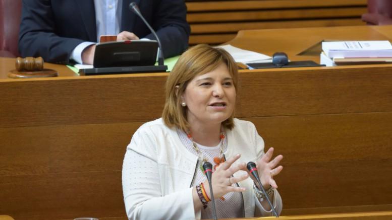 """Bonig: """"Puig y Oltra no están en el gobierno para resistir sino para gestionar"""""""