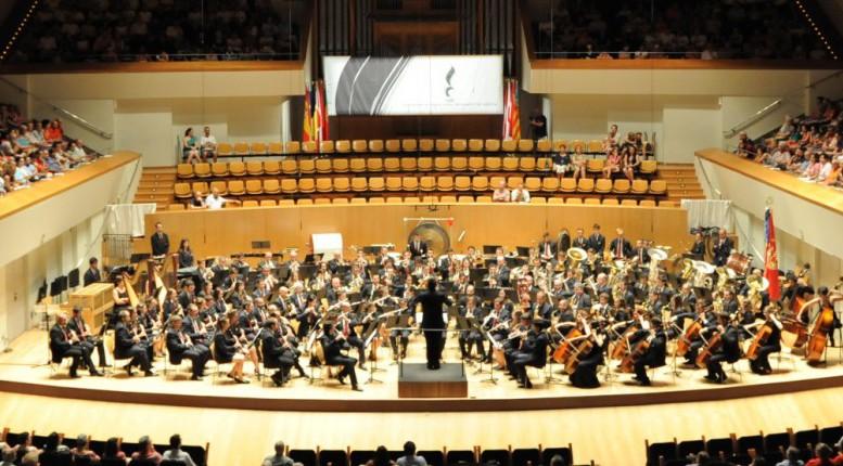 """Abierto el periodo de inscripción de las bandas de música para el 131 certamen internacional """"Ciutat de Valencia"""""""