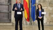 Puig urge a acordar un nuevo modelo de financiación para garantizar los servicios fundamentales respetando la igualdad y la singularidad entre territorios