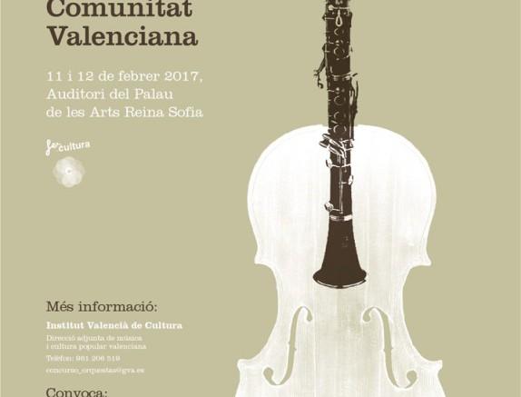 L'Institut Valencià de Cultura, Bankia i la Federació de Societats Musicals de la Comunitat Valenciana organitzen el primer Concurs Bankia per a Orquestres