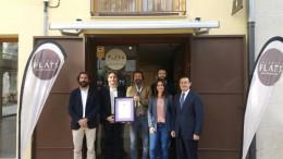 Colomer resalta el compromiso del sector turístico valenciano por la innovación y la inteligencia competitiva