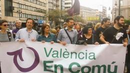 València en Comú celebra una Asamblea Reconstituyente