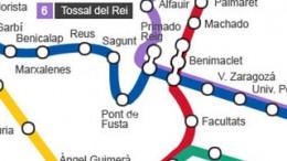 FGV licita el desarrollo de las nuevas aplicaciones móviles de Metrovalencia y TRAM de Alicante