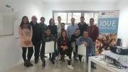 """Ibáñez: """"El programa Jove Oportunitat genera nuevas motivaciones individuales en los y las jóvenes y fortalece sus posibilidades"""""""