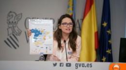 El Consell llama a la sociedad civil a la cohesión en defensa de un trato justo en los Presupuestos Generales del Estado