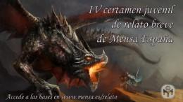 IV CERTAMEN JUVENIL DE RELATO BREVE DE MENSA ESPAÑA