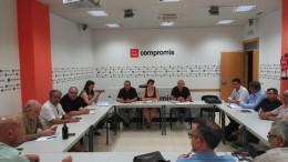 La Ejecutiva de Compromís aprueba votar a favor de la moción de censura contra Mariano Rajoy