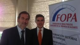 Puig apuesta por el diálogo entre instituciones para impulsar la ejecución de obra pública con el fin de reactivar la economía