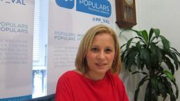 Mª Carmen Contelles - El PP presenta una moción de apoyo a la Policía y la Guardia Civil por su defensa de los derechos y libertades de los españoles