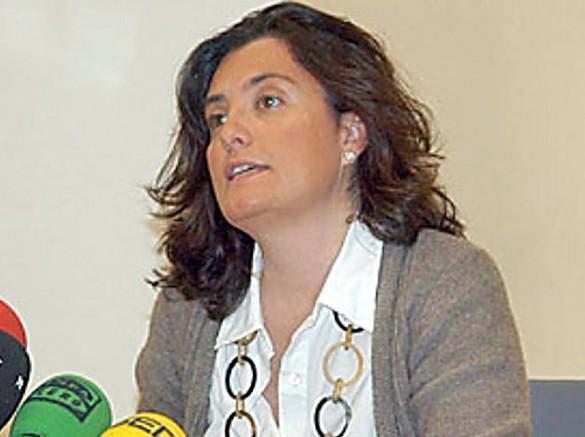 Beatriz Simón. Grupo PP ayuntamiento.