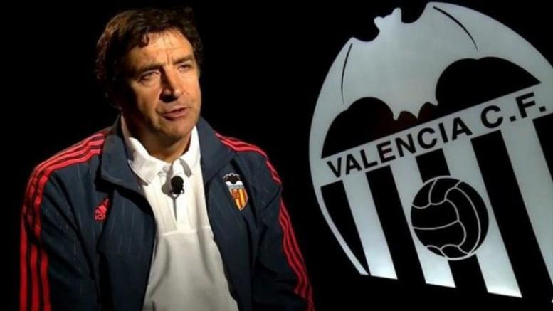 José Ramón Alexanko deja de ser director del Valencia CF